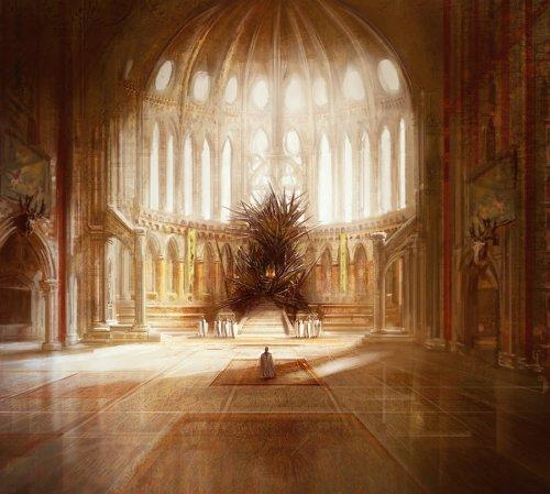The throneroom