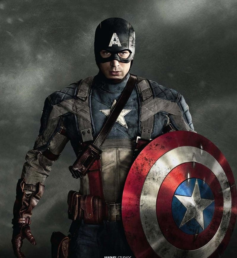 marvels of marvel captain america the afictionado. Black Bedroom Furniture Sets. Home Design Ideas